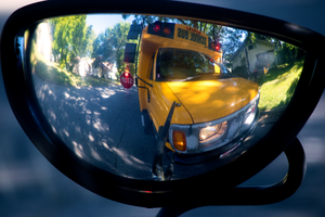 SURVEY: SEK Ranks High in Drivers Passing Bus Stop Signs