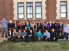 PHS Debate & Forensics Ranks in Top 100 Programs in United States