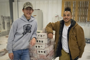 Students head to Vegas for masonry competition