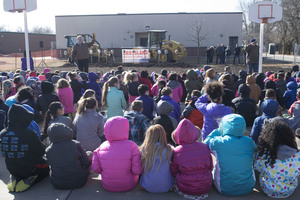 PHOTOS: George Nettels Elementary groundbreaking ceremony