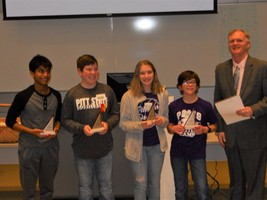 PCMS Mathcounts places first at Districts