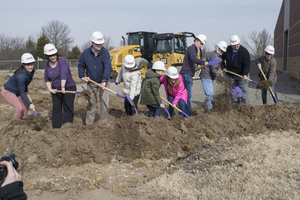 PHOTOS: Meadowlark Elementary Groundbreaking Ceremony