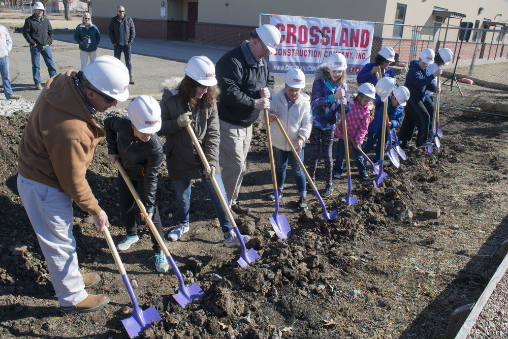 PHOTOS: Westside Elementary Groundbreaking Ceremony