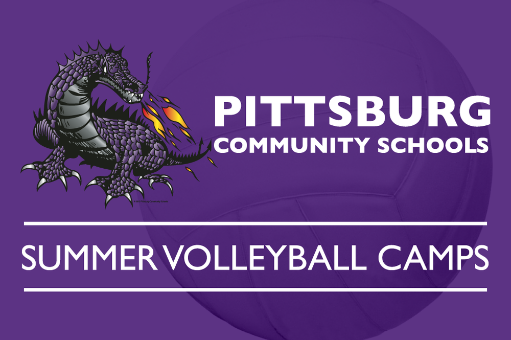 Dragon Volleyball Camp Registration Opens