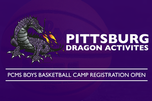 PCMS Boys Basketball Camp Registration Opens