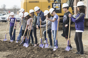 PHOTOS: Pittsburg Community Middle School Construction Project