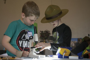 Lakeside hosts Yellowstone National Park simulation