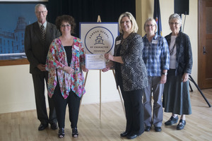 Lakeside honored as a school of character