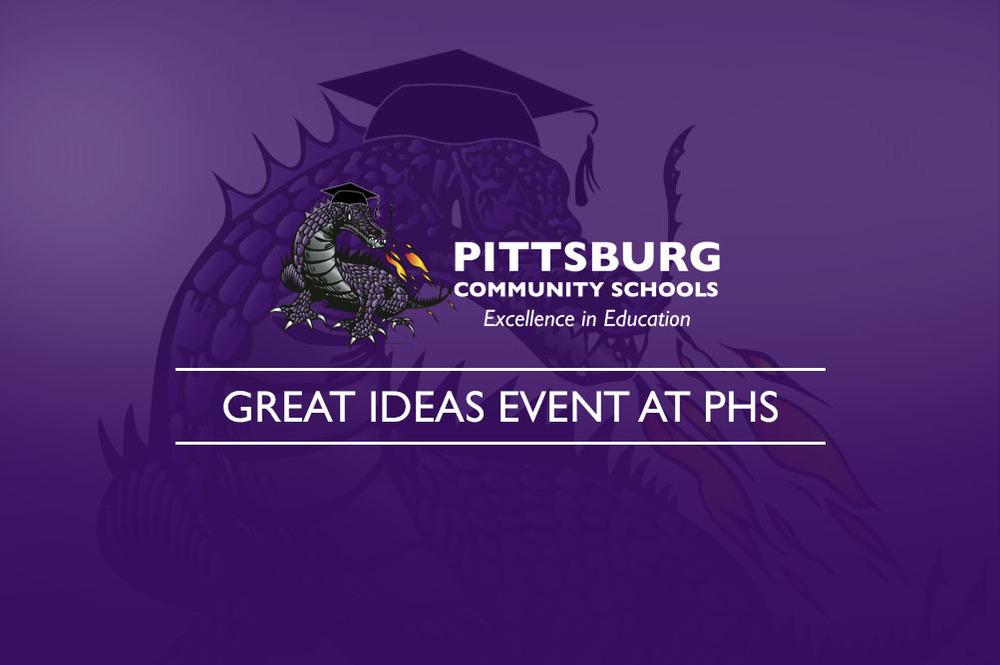 Great Ideas Event at PHS