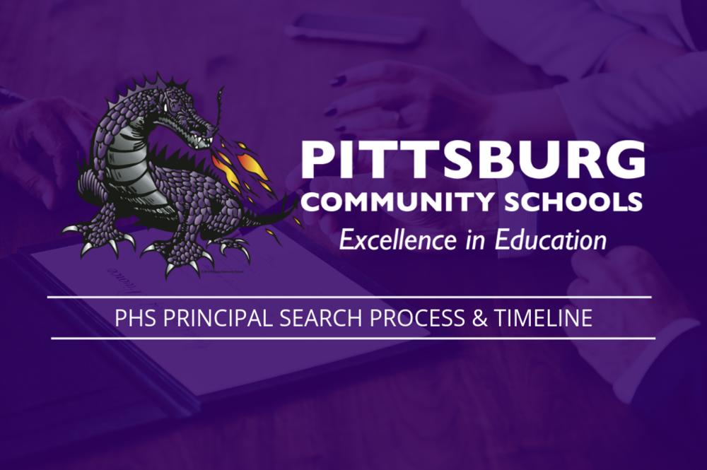 PHS Principal Search Process & Timeline