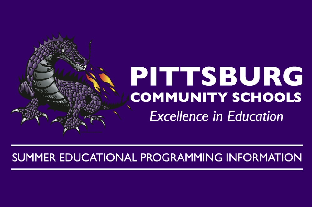 Summer Educational Programming Information