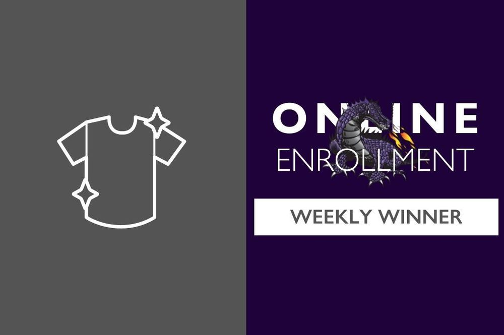 USD 250 Announces Online Enrollment Weekly Winner