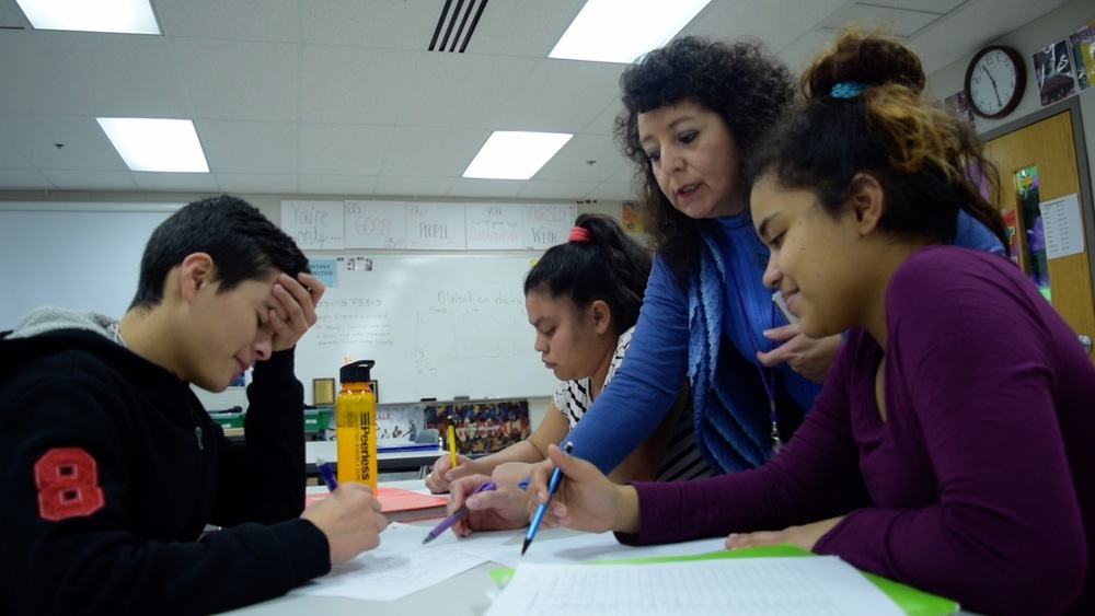 Program builds confidence and skills for English language learners