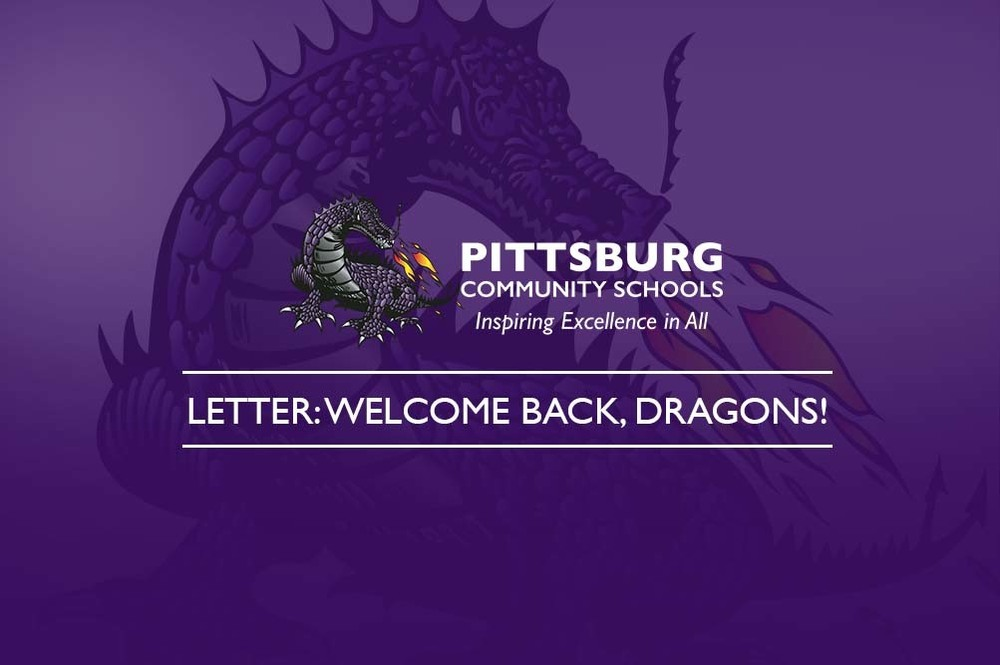 Letter: Welcome back, Dragons!