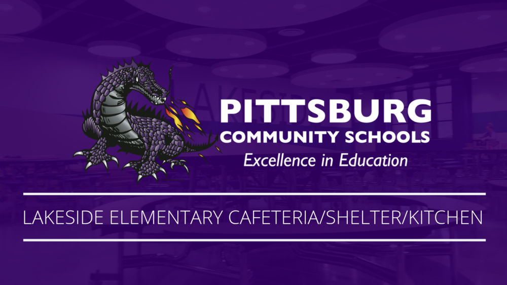 VIDEO: Lakeside Elementary Cafeteria/Shelter/Kitchen Tour