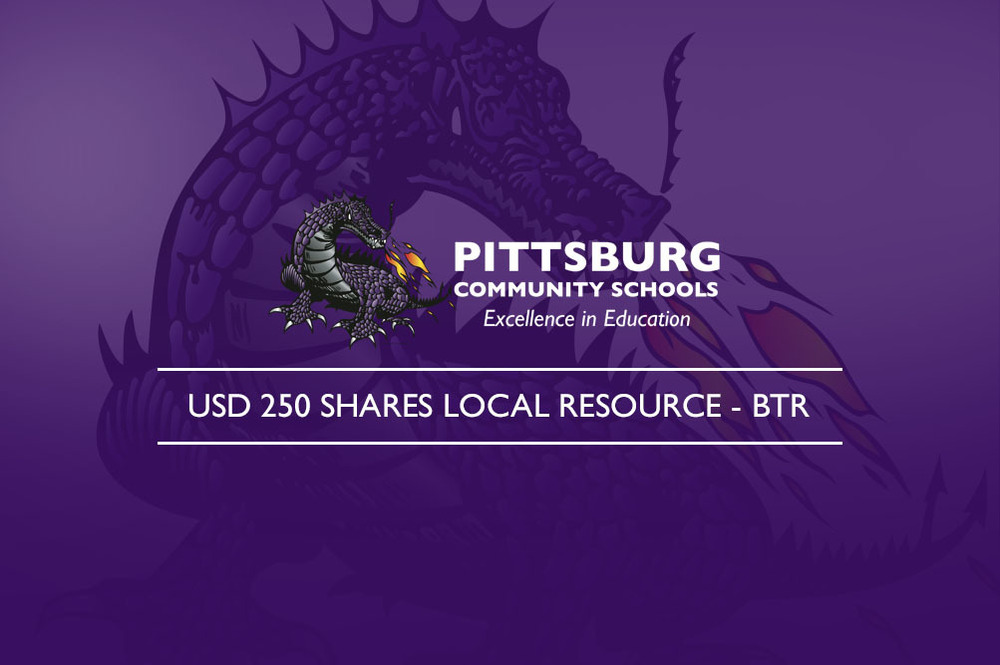 USD 250 SHARES LOCAL RESOURCE - BTR