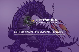 A Letter from the Superintendent