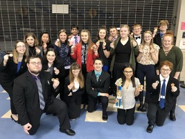 PHS Forensics kicks off season with success