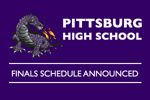 PHS Fall 2018 Finals Schedule Announced