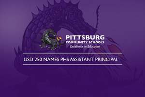 USD 250 NAMES PHS ASSISTANT PRINCIPAL