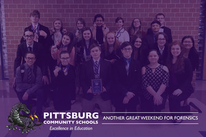 Another great weekend for PHS Forensics