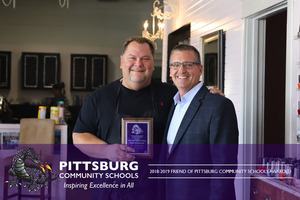 2018-2019 Friend of Pittsburg Community Schools