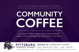 USD 250 Hosts Community Coffee