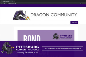 USD 250 Announces Dragon Community Page