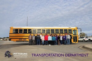 School Transportation Appreciation Day