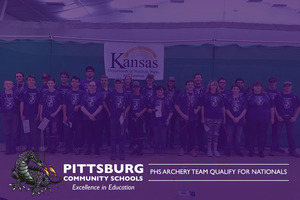 PHS Archery Team Qualify for Nationals