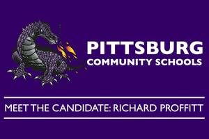Meet the Candidate: Richard Proffitt