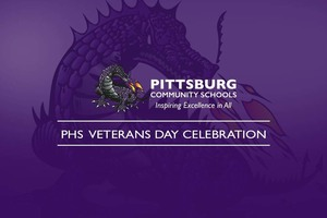 PHS Veterans Day Celebration