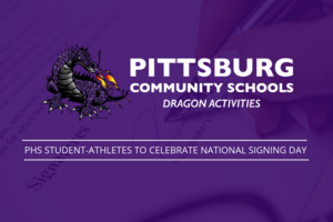 PHS Student-Athletes to participate in National Signing Day