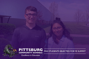PHS Students Selected for YE Summit