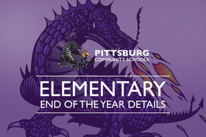Elementary End of the Year Details