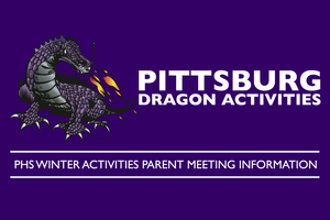 PHS Winter Activities Parent Meeting Set
