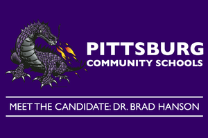 Meet the Candidate: Dr. Brad Hanson
