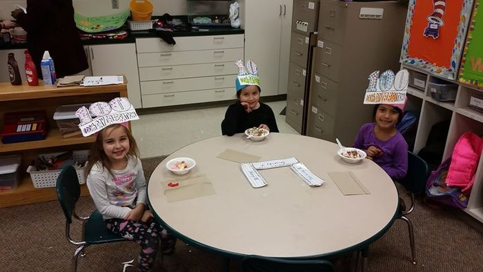 100th Day celebration (Mr. Finley's Class)