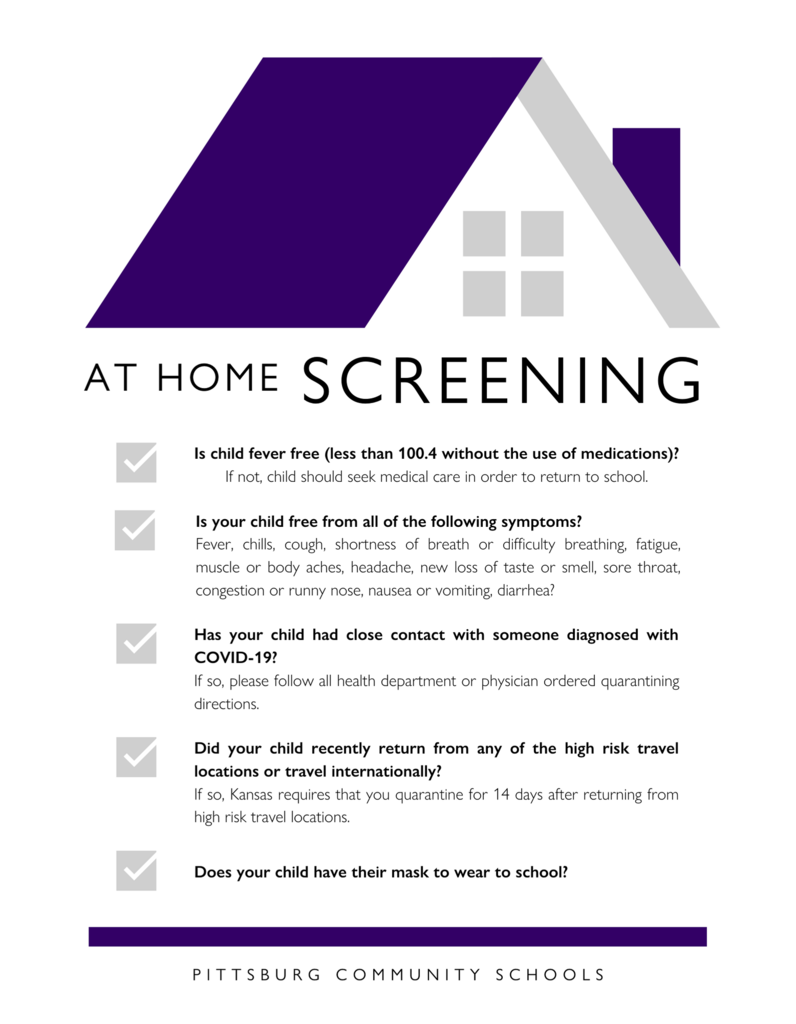 Home Screening ENG