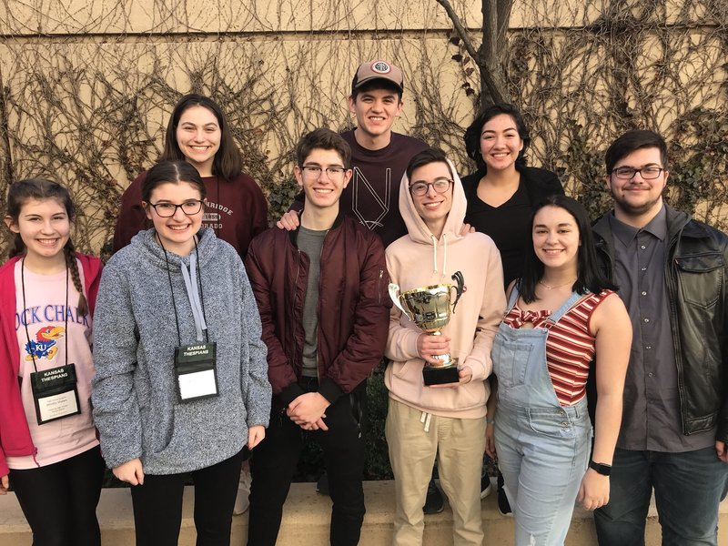 PHS Theatre qualifies again for Nationals